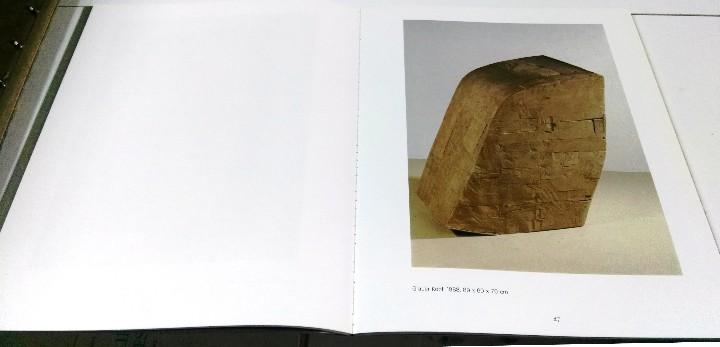Arte: Franz Bernhard, Skulturen und Zeichnungen, Stuttgart, Hatje, 1985 - Foto 2 - 111972739