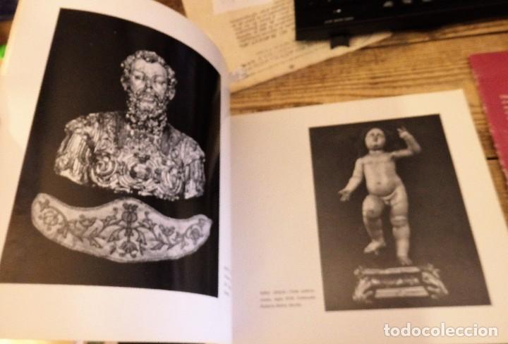 Arte: SEVILLA, 1976, CATALOGO EXPOSICION ESCULTURA POLICROMADA EN COLECCIONES PARTICULARES,30 PAGS - Foto 2 - 112555647