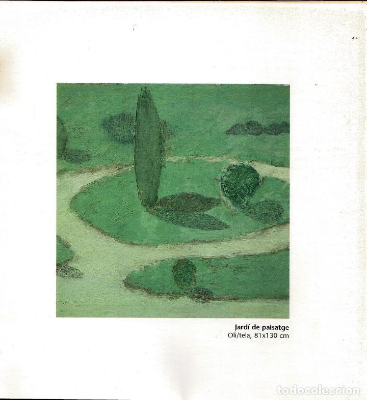 Arte: CATÀLEG EXPOSICIÓ VALENCIA I BARCELONA DEL PINTOR I PROFESSOR DOMÈNEC CORBELLA - 1997 - Foto 3 - 113027331