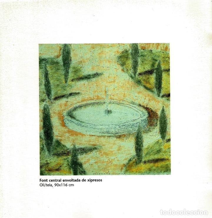 Arte: CATÀLEG EXPOSICIÓ VALENCIA I BARCELONA DEL PINTOR I PROFESSOR DOMÈNEC CORBELLA - 1997 - Foto 4 - 113027331