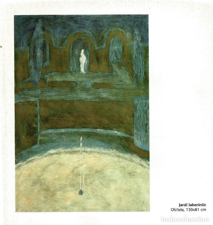 Arte: CATÀLEG EXPOSICIÓ VALENCIA I BARCELONA DEL PINTOR I PROFESSOR DOMÈNEC CORBELLA - 1997 - Foto 5 - 113027331