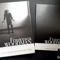 Arte: FOTOLIBRO - FRANCESCA WOODMAN - 1998 - FONDATION CARTIER/SCALO. Lote 113060439