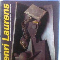 Arte: BEAUX-ARTS MAGAZINE: HENRI LAURENS. 1992. Lote 113610851