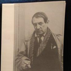 Kunst - Picasso, aguafuertes, aguatintas, puntas secas. Catálogo exposición 1982 - 114058963