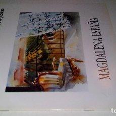 Arte: MAGDALENA ESPAÑA-CAJA DE MADRID-EXPOSICIÓN ITINERANTE-1993. Lote 114131259