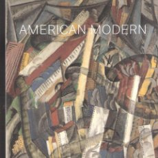 Arte: CHRISTIE'S.AMERICAN MODERN. HIGHLIGHTS OF AMERICAN ART. NEW YORK. MAY 2016.. Lote 115183007
