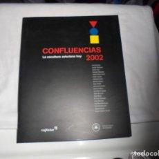 Arte: CONFLUENCIAS 2002.LA ESCULTURA ASTURIANA HOY.CAJASTUR 2003. Lote 115618655