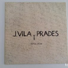 Arte: SALA GASTON. J VILA Y PRADES 1873 - 1930. ZARAGOZA. Lote 116415723