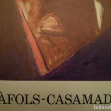 Arte - ALBERT RÀFOLS-CASAMADA. GALERIA JOAN PRATS. 1984 - 116718659