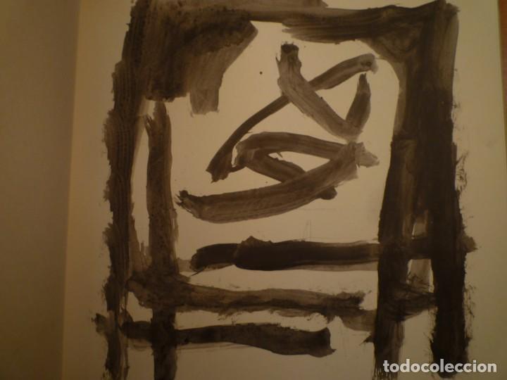 Arte: ALBERT RÀFOLS-CASAMADA. ÁLBUM DE TALLER. ED. GALERIA ÀMBIT. 1989 - Foto 4 - 116723547