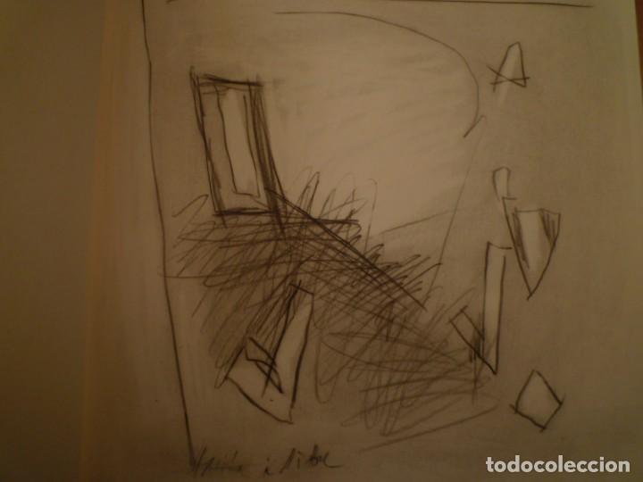 Arte: ALBERT RÀFOLS-CASAMADA. ÁLBUM DE TALLER. ED. GALERIA ÀMBIT. 1989 - Foto 6 - 116723547