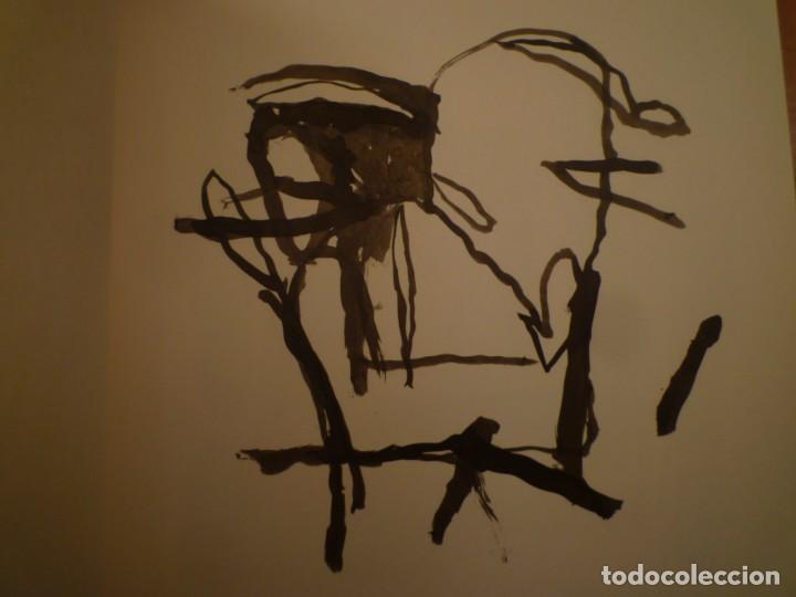 Arte: ALBERT RÀFOLS-CASAMADA. ÁLBUM DE TALLER. ED. GALERIA ÀMBIT. 1989 - Foto 7 - 116723547