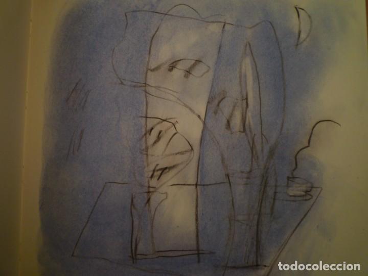 Arte: ALBERT RÀFOLS-CASAMADA. ÁLBUM DE TALLER. ED. GALERIA ÀMBIT. 1989 - Foto 8 - 116723547