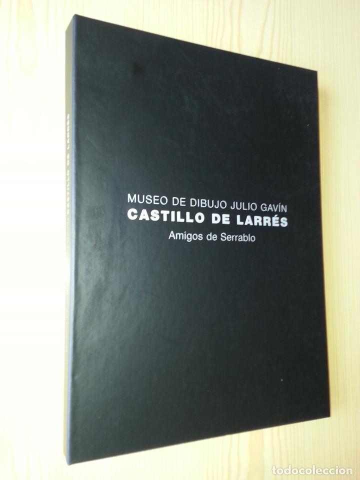 Arte: MUSEO DE DIBUJO JULIO GAVÍN - CASTILLO DE LARRÉS. CATÁLOGO. AMIGOS DE SERRABLO - Foto 2 - 116728303