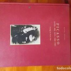 Arte: MAGNIFICO LIBRO DE ARTE / PICASSO ANTES DEL AZUL( 1881 ).1901)RAFAEL INGLADA PROLOGO DE PIERRE DAIX. Lote 117058679