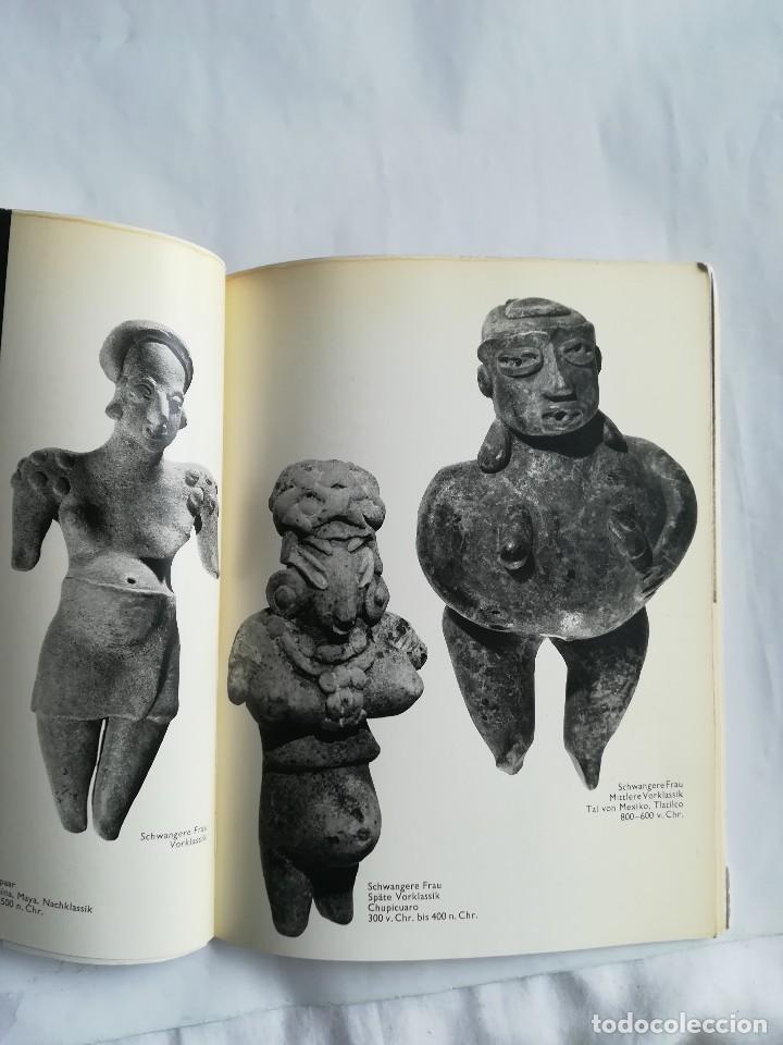 Arte: Catálogo de esculturas de nacimiento y maternidad en la época precolombina, de Sandoz - Foto 6 - 117307207