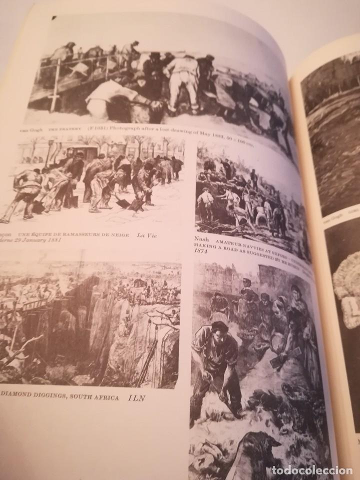 Arte: English influences on Vincent Van Gogh, catalogo de la exposición de Nottingham, 1974-75 - Foto 12 - 117752079