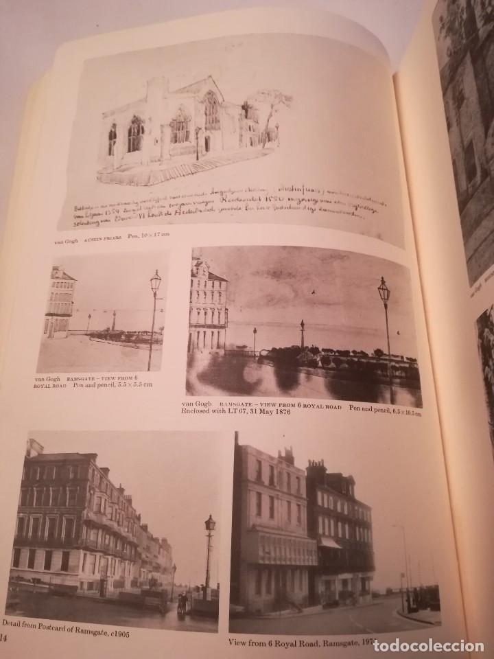 Arte: English influences on Vincent Van Gogh, catalogo de la exposición de Nottingham, 1974-75 - Foto 14 - 117752079