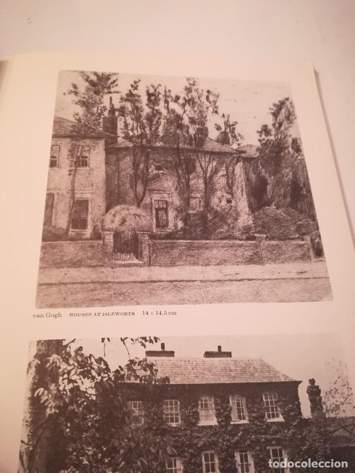 Arte: English influences on Vincent Van Gogh, catalogo de la exposición de Nottingham, 1974-75 - Foto 15 - 117752079