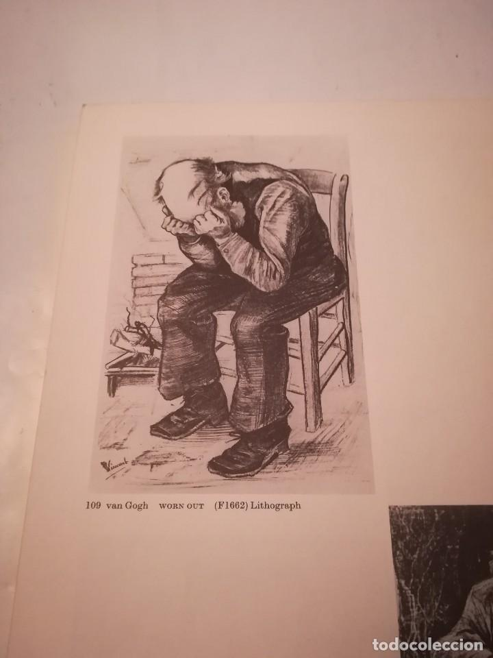 Arte: English influences on Vincent Van Gogh, catalogo de la exposición de Nottingham, 1974-75 - Foto 17 - 117752079