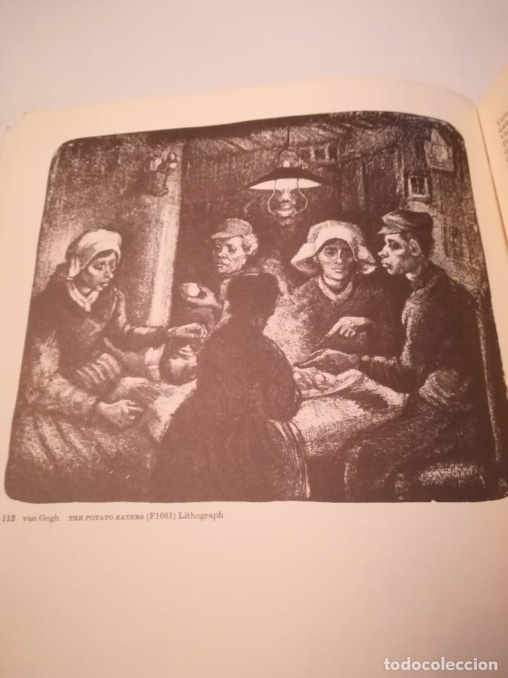 Arte: English influences on Vincent Van Gogh, catalogo de la exposición de Nottingham, 1974-75 - Foto 18 - 117752079