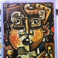 Arte: LAXEIRO 1952-1970. AUDITORIO DE GALICIA. Lote 117868699