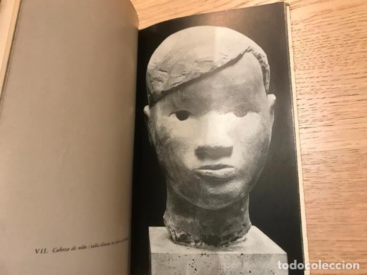 Arte: ANGEL FERRANT EL ESCULTOR JOSE LUIS SANCHEZ ATENEO 1955 - Foto 2 - 118110091