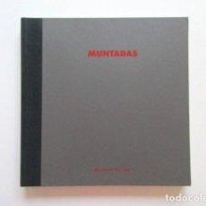 Arte: ANTONI MUNTADAS, IVAM, TRABAJOS RECIENTES, 1992, LIBRO + DVD. Lote 118755339