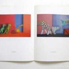 Arte: JUANJO VIOTA SAINZ, GALERÍA DE ARTE AMADOR DE LOS RÍOS, MADRID 2002. Lote 118780563