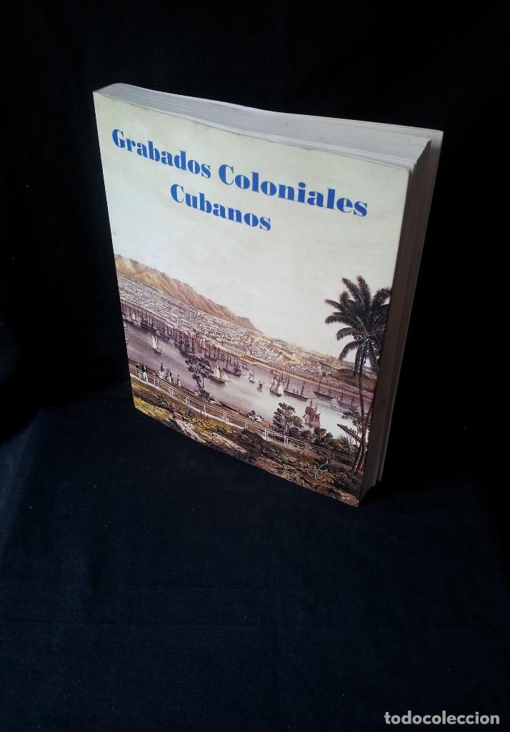GRABADOS COLONIALES CUBANOS - EXPOSICION EN SALA ALAMEDA 1999 - MALAGA (Arte - Catálogos)