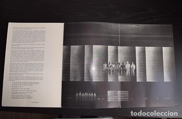 Arte: Dimitri Perdikidis – tríptico Galería Ynguanzo, Madrid, 1975 - Foto 3 - 120368679