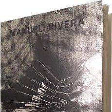 Arte: MANUEL RIVERA. OBRAS 1956 - 1975 (JUANA MORDÓ, MANUEL PADORNO. ARTE ABSTRACTO. Lote 120865975