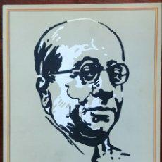 Arte: AZAÑA CATÁLOGO EXPOSICIÓN MINISTERIO DE CULTURA 1991. Lote 195448121