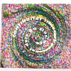 Arte: CATÀLEG CONTINUITAT ITINERARI PERSONAL DELS 60 FINS ARA, TECLA SALA, 1994, HOSPITALET. 21,5X20CM. Lote 121019651