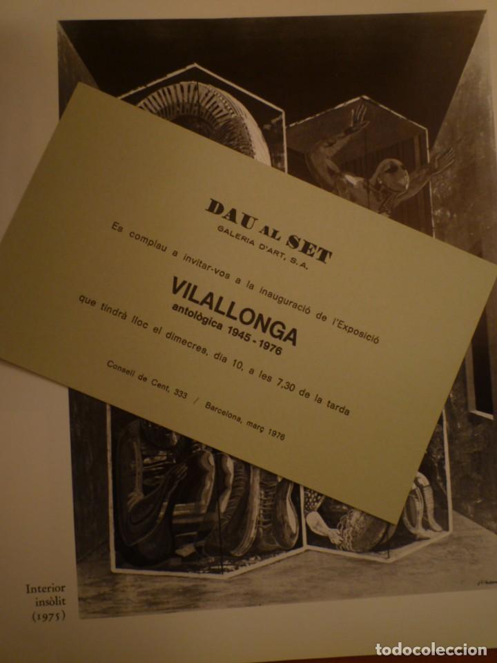 Arte: JESÚS CARLES VILALLONGA. 1945-1976. DAU AL SET GALERIA D'ART. 1976 - Foto 5 - 180021075