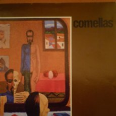 Arte: FREDERIC COMELLAS. DAU AL SET GALERIA D'ART. 1976. Lote 121108307