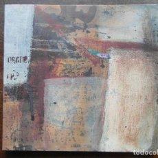 Arte: CERAMICA. EQUILIBRI ENTRE LA TERRA I L'ART. 1994. Lote 121160159