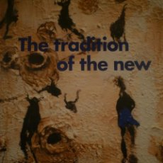 Arte: THE TRADITION OF THE NEW. GALERIA MANEL MAYORAL. 2012. Lote 121212027