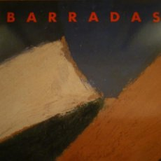Arte: RAFAEL BARRADAS. GALERIA JORGE MARA. 1992. Lote 122195647