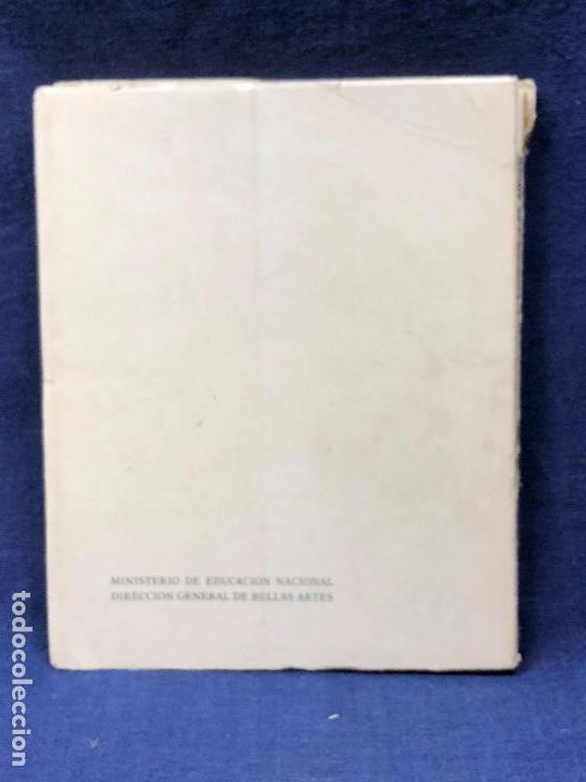 Arte: I exposicion de anticuarios ministerio educacion nacional junio 1966 catalogo cason buen retiro 20cm - Foto 12 - 122547363