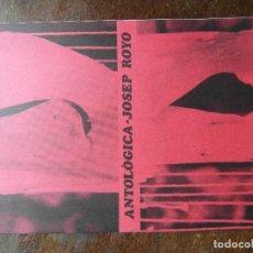 Arte: CATALOGO DE EXPOSICION ANTOLOGICA JOSEP ROYO. TAPISSOS. MUSEU TEXTIL DE TERRASSA. 1979. Lote 124297711