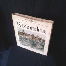 Arte: JOSE HIERRO - REDONDELA + 4 LITOGRAFÍAS ORIGINALES FIRMADAS Y NUMERADAS - EDICIONES REMBRANDT 1979. Lote 124646643