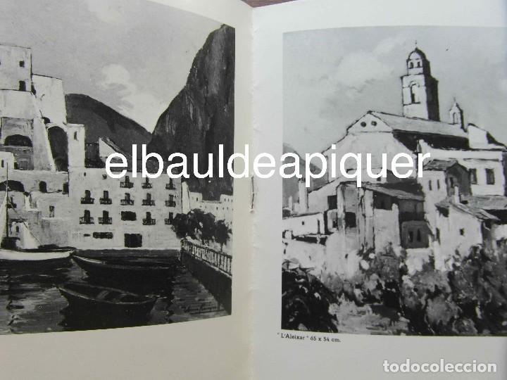 Arte: Catalogo de exposicion de Ferre Revascall. Reus 1975 - Foto 3 - 124882579