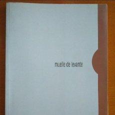 Arte: MUELLE DE LEVANTE, CIRCUITO DEL ARTE CRUZCAMPO (CATÁLOGO EXPOSICIÓN COLECTIVA ITINERANTE). Lote 126360687