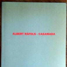 Arte: ALBERT RÀFOLS CASAMADA - JOAN PRATS 1992. Lote 126484115