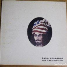 Arte: CARLOS MENSA. SALA PELAIRES, PALMA DE MALLORCA, 1972. Lote 126770055