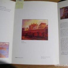 Arte: MIQUEL SALVÀ. CATÁLOGO GALERIAS COSTA, PALMA DE MALLORCA, 1992. Lote 126774543