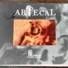 Arte: ARTECAL, CATÁLOGO DE LA EXPOSICIÓN, JUNTA DE CASTILLA Y LEÓN, VALLADOLID, 1999. Lote 128161075
