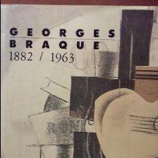 Arte: GEORGES BRAQUE 1882-1963. Lote 128167651