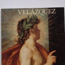 Arte: VELÁZQUEZ. EXPOSICIÓN MUSEO DEL PRADO 1990. MINISTERIO DE CULTURA. BUEN ESTADO. 468 PÁGINAS.. Lote 128782887
